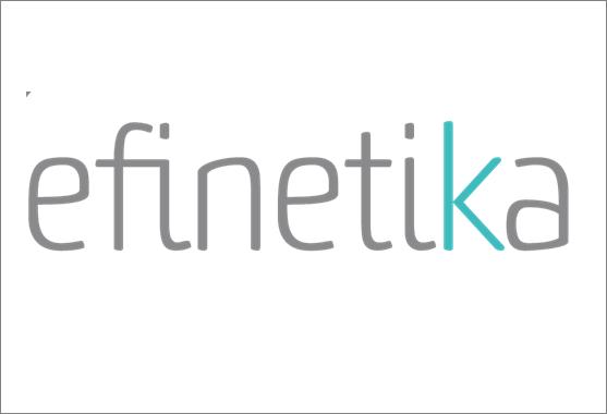 Logotipo Efinétika
