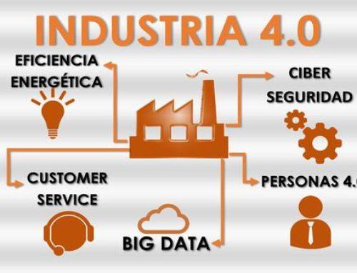Industria 4.0.: pinceladas de un futuro muy cercano
