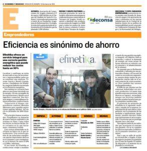 2013 noticia efinetika