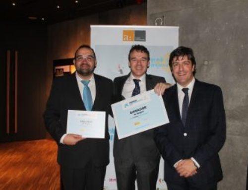 Efinétika, finalista del premio Emprendedor XXI en Aragón