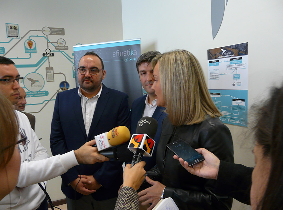 Aragón Televisión Efinétika
